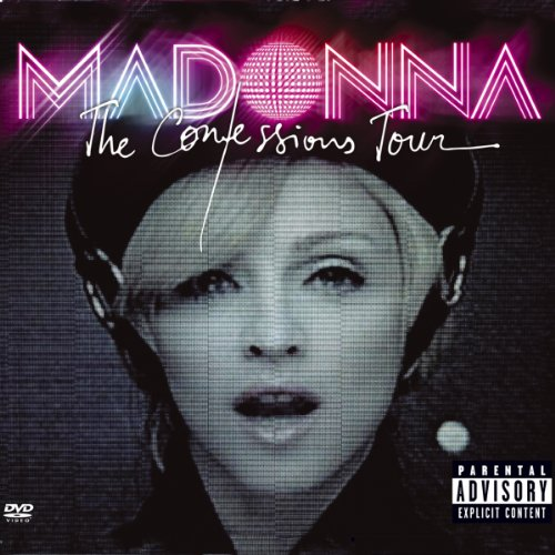 Madonna - The Confessions Tour: +DVD - Zortam Music