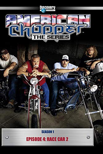 American Chopper Season 1 - Episode 4: Race Car 2