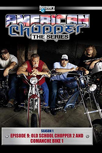 American Chopper Season 1 - Episode 9: Old School Chopper 2 and Comanche Bike 1