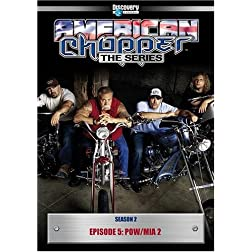 American Chopper Season 2 - Episode 5: POW/MIA 2