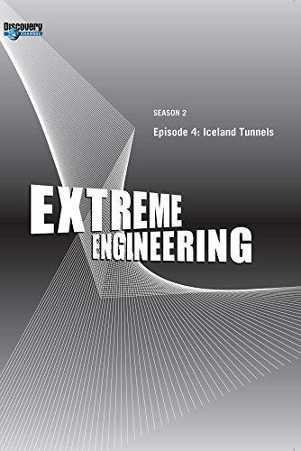 Extreme Engineering Season 2 - Episode 4: Iceland Tunnels