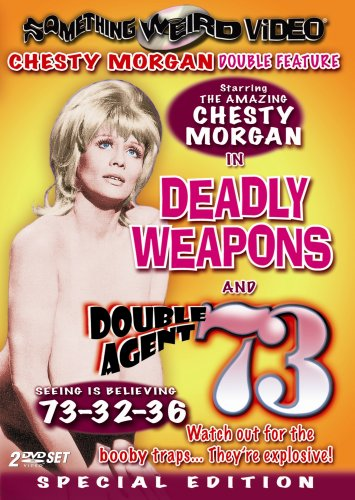 Deadly Weapons/Double Agent 73