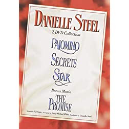 Danielle Steel 2 DVD Collection (Palomino / Secrets / Star / The Promise)