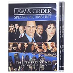 Law & Order Special Victims Unit - The Third Season