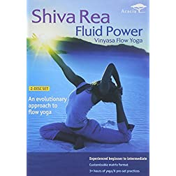 Shiva Rea - Fluid Power - Vinyasa Flow Yoga