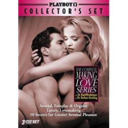 Playboy Colletor's Set: The Complete Making Love Series