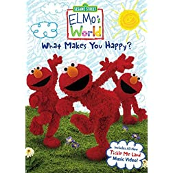 Elmo's World - What Makes You Happy?