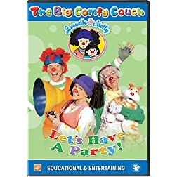 The Big Comfy Couch, Vol. 3 - Let's Have a Party