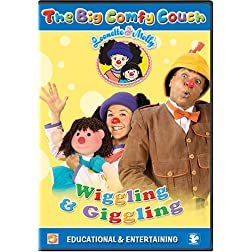 The Big Comfy Couch, Vol. 4 - Wiggling and Giggling