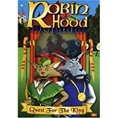 Robin Hood - Quest for the King