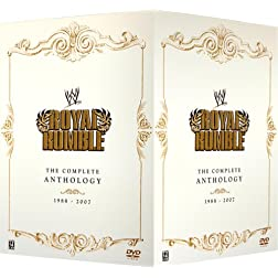 WWE -  Royal Rumble, The Complete Anthology