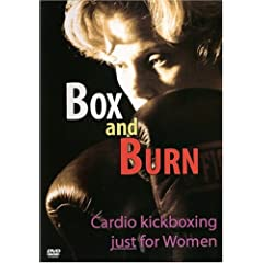 Lynn Hahn: Cardio Kickboxing Just for Women: Box and Burn Workout with Lynn Hahn