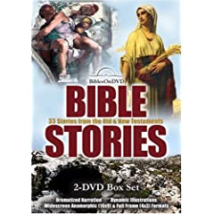 Bible Stories: 33 Stories From Old & New Testament
