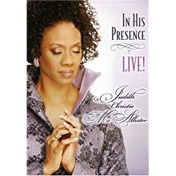 In His Presence: Live!