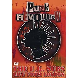 Punk Revolution: The U.K. Subs - Live From London