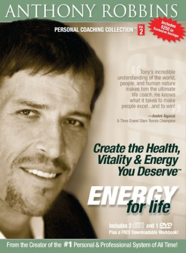 Create the Health, Vitality and Energy You Deserve: Energy for Life