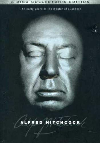 The Alfred Hitchcock Box Set (The Ring / The Manxman / Murder! / The Skin Game / Rich and Strange)