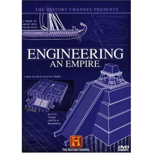 Engineering An Empire - Box Art