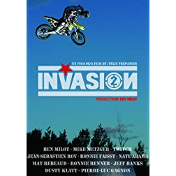 Invasion 2-Fr Motocross