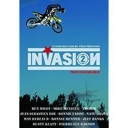 Invasion 2-Fr Motocross