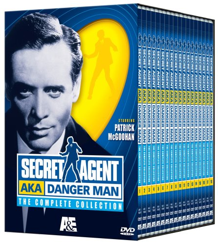 Secret Agent (aka Danger Man) - The Complete Collection Megaset 2007