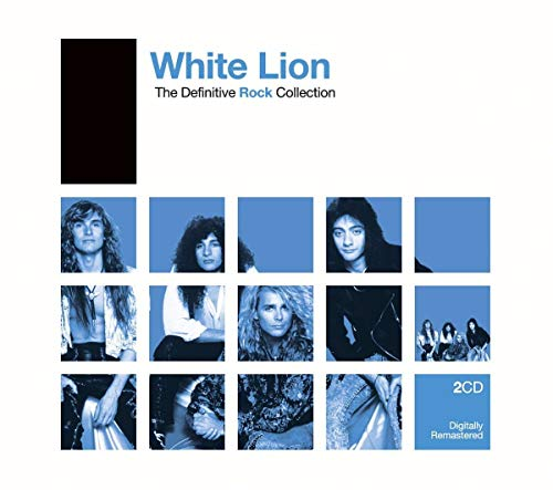 White Lion - The Definitive Rock Collection Disc 1 - Zortam Music