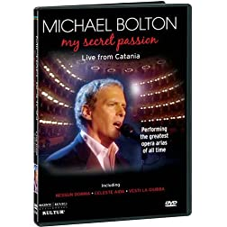 Michael Bolton - My Secret Passion / Donizetti, Puccini, Massenet, Verdi