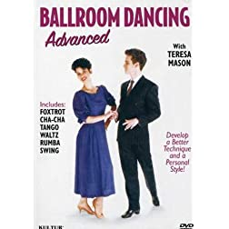 Ballroom Dancing Advanced with Teresa Mason