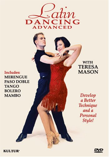Latin Dancing Advanced With Teresa Mason