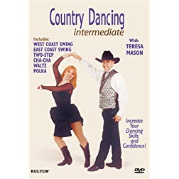 Country Dancing Intermediate with Teresa Mason