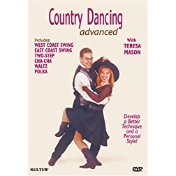 Country Dancing Advanced With Teresa Mason