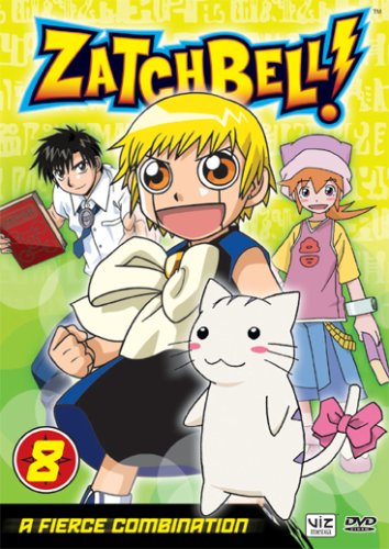 Zatch Bell!, Vol. 8: A Fierce Combination