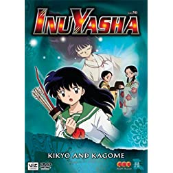 Inuyasha, Volume 50: Kikyo and Kagome