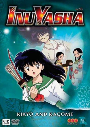 Inuyasha, Volume 50: Kikyo and Kagome