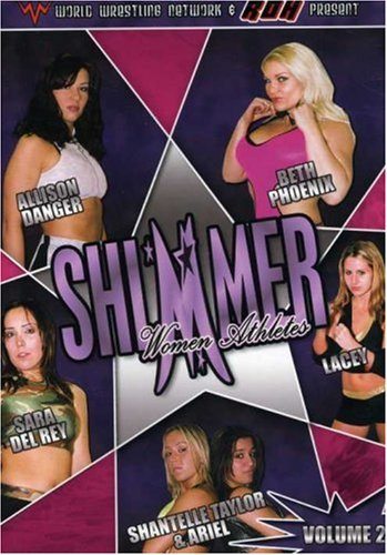 World Wrestling Network Presents: Shimmer, Vol. 2