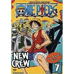 One Piece, Vol. 7 - New Crew (Full Edit)