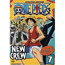 One Piece, Vol. 7 - New Crew (Full Edit)