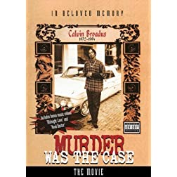 Murder Was the Case: The Movie