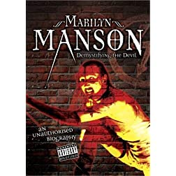 Marilyn Manson: Demystifying the Devil
