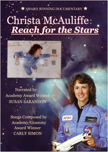 Christa McAuliffe Reach for the Stars