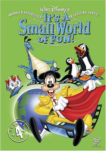 Walt Disney's It's a Small World of Fun, Vol. 4