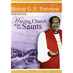 Having Church with the Saints