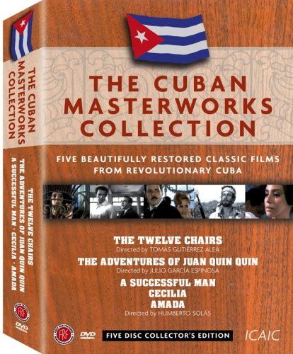 The Cuban Masterworks Collection (The Twelve Chairs / The Adventures of Juan Quin Quin / A Successful Man / Celia / Amada)