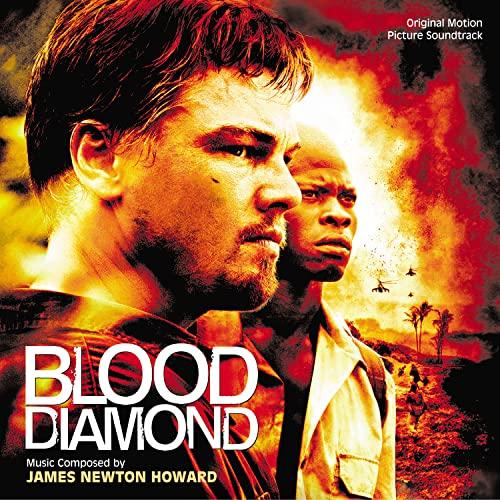 James Newton Howard - Blood Diamond (OST) - Zortam Music