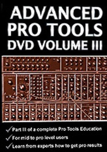 Advanced Pro Tools 3 (Dvdr)