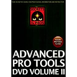 Advanced Pro Tools 2 (Dvdr)