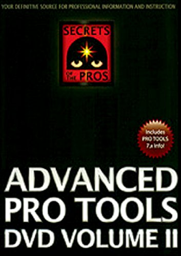 Advanced Pro Tools 2 (Dvdr)