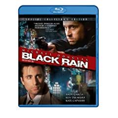 Black Rain (Special Collector's Edition) [Blu-ray]