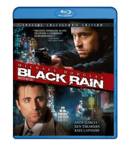 Black Rain (Special Collector's Edition) [Blu-ray]