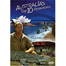 Australia's Top Ten Attractions